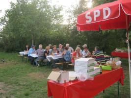 unser Grillfest 2011 auf Gut Erlasee