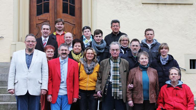 2014 | Liste Kommunalwahl 16:9